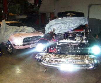 HID lights or Air Conditioning - Classic, Antique, or Custom